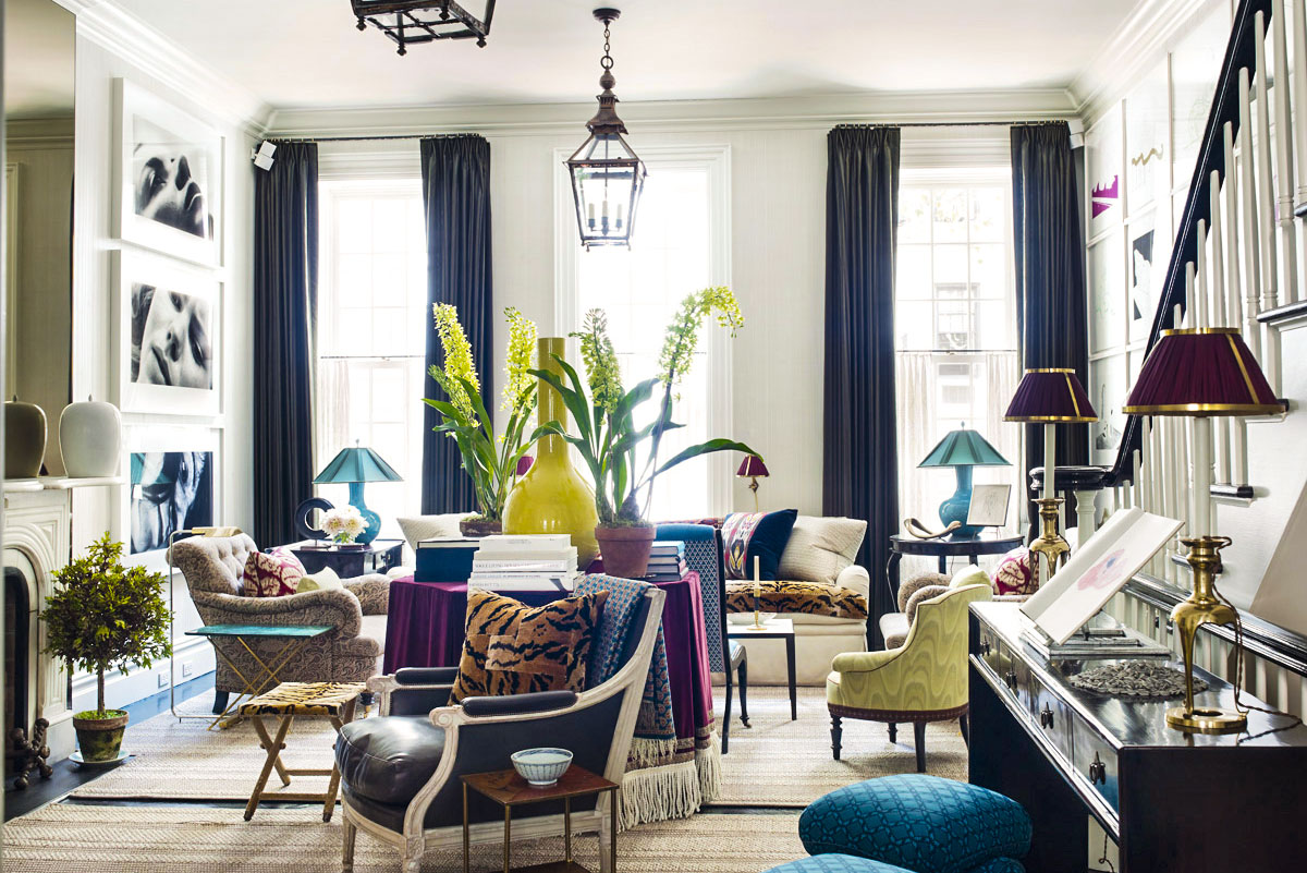 Popular interior designers in new york city modern for Interior design new york