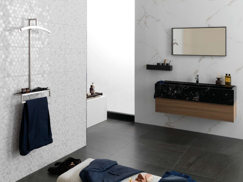 Bathroom design ideas modern furniture toronto for Porcelanosa salle de bain