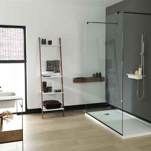 Systempool-Porcelanosa-KRION-bathroom-Modul-wood